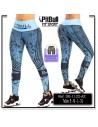malla deportiva pitbull azul de1122