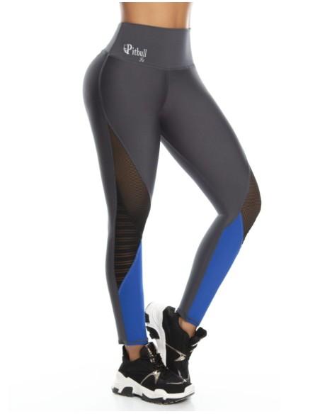 pantalon deportivo pitbull azul delantera de1060